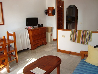 Holiday Accommodation On Parque Santiago 3